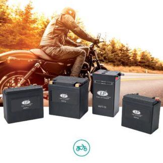 Motorfiets Accu's
